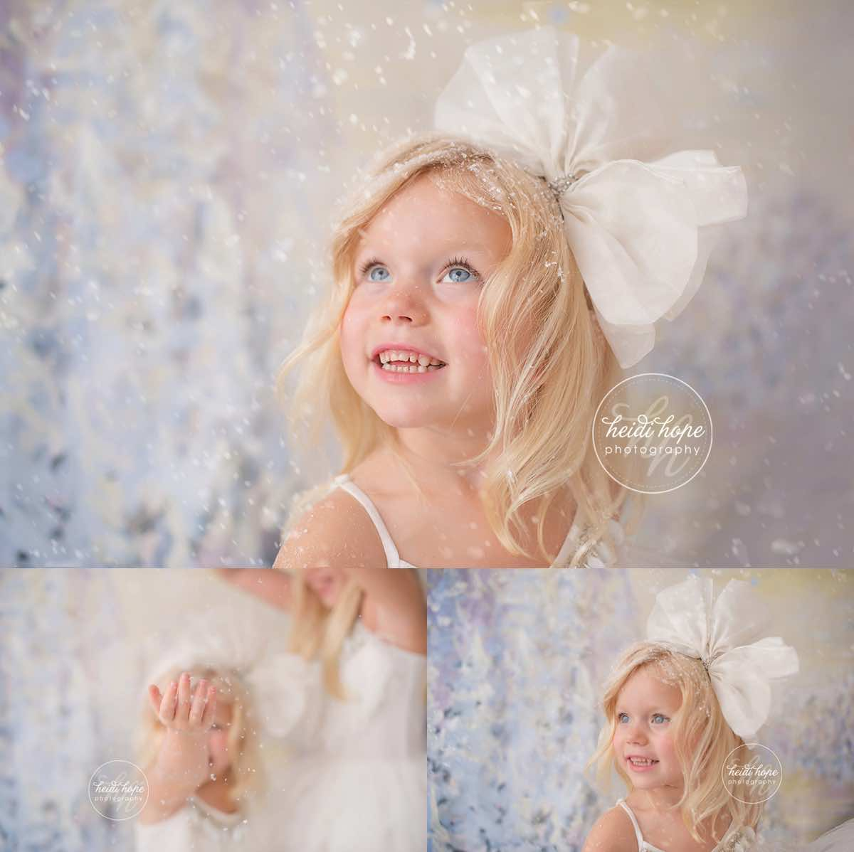 heidi hope backdrop frozen winter wonderland mini session with tutudumonde and snow 4